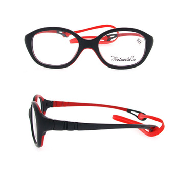 Red tr90 children glasses tr90 kids optical frames,optical frame eyeglasses