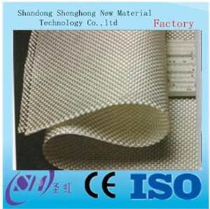 pp pet woven jute geotextile from China