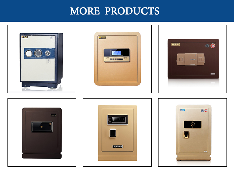 H1200mm(47') Electronic LCD Digital Safe for Home and Office Use