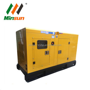 20KW water cooled diesel genset price