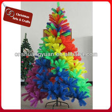Christmas Tree With Rainbow Christmas Tree With Rainbow Suppliers