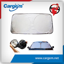 CARGEM Collapsible Foldable UV Lowering Car Interior Temperatures Windshield Visor Sun Shade For Car