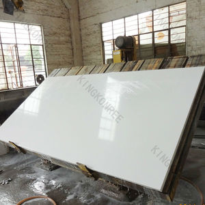 China 2cm Pure White Quartz Stone, Quartz Stone