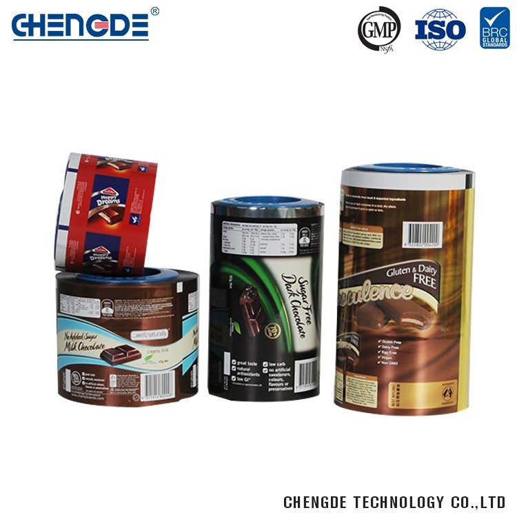 Soft touch lamination film/food cover film plastic