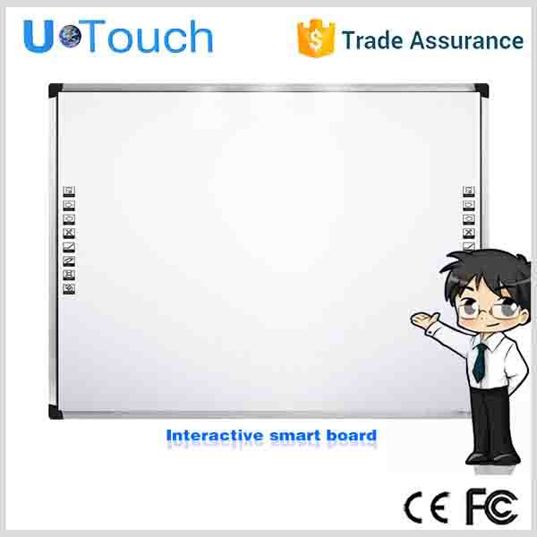 70'' 82'' 85'' 92'' 99'' interactive whiteboard for primary classroom/china whole sell smart board/led writing board