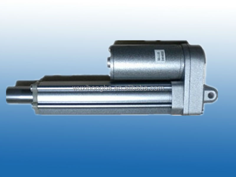 automatic lifting linear actuator for road sweeper, robort arms