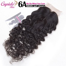 Cupido 2.5''*4'' top grade virgin kinky curly hair extension buy bulk hair nets