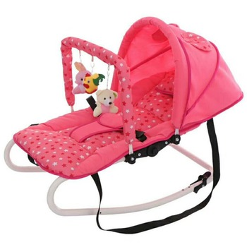 2018 Baby Sleeping Rocking Chair OEM Factorybaby Swing Baby Bouncer  Professional Manufacturer