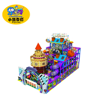 Space theme commercial kids playground indoor equipment for sale