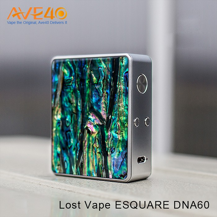 2017 Newest Original Lost Vape Esquare Dna60 Box Mod Overheat Protection  Low Voltage Step Down Protection - Buy Lost Vape Esquare Dna60,Esquare Dna60  ...