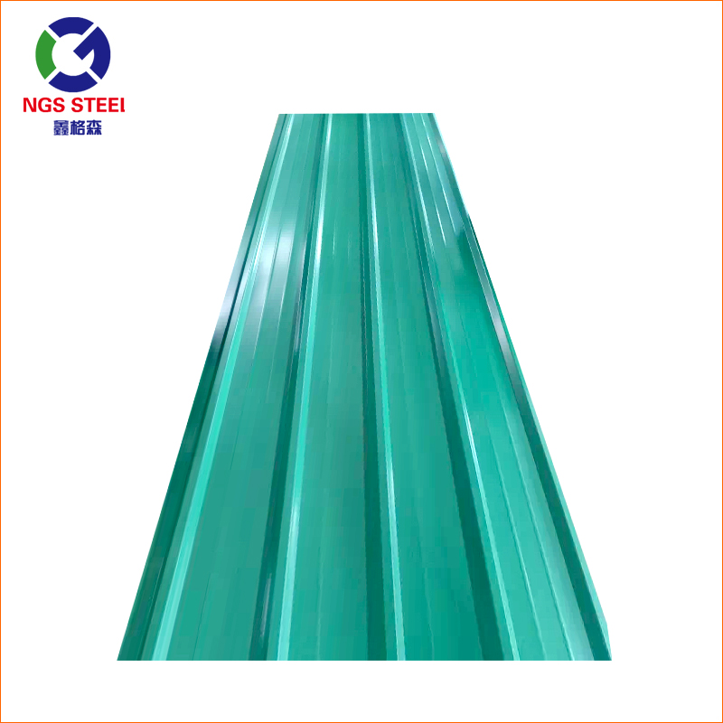 factory direct metal roofing metal corrugated roofing