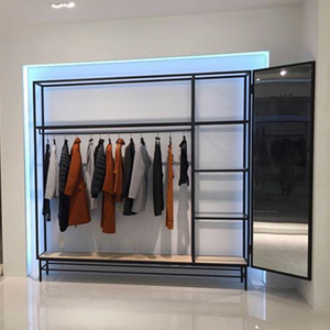 Custom furniture for clothing store display