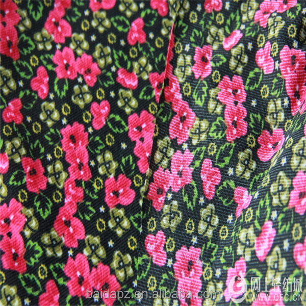 wholesale 4 way stretch fabric linen fabric 90 polyester 10 spandex fabric form China supplier