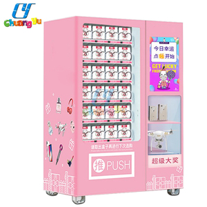 Philippines Self-Service Automatic Snack Water Condom Vending Machine