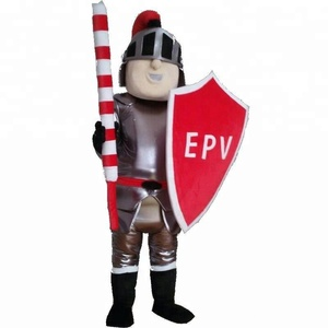 Funtoys Online Knight Mascot Costume China For Party