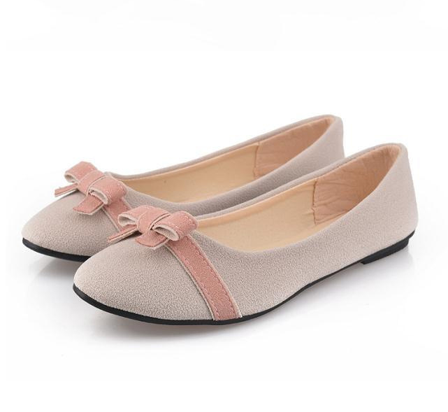 402a2c1a4 DL10222B 2017 cheap wholesale women flat shoes ladies casual flat shoes in  china