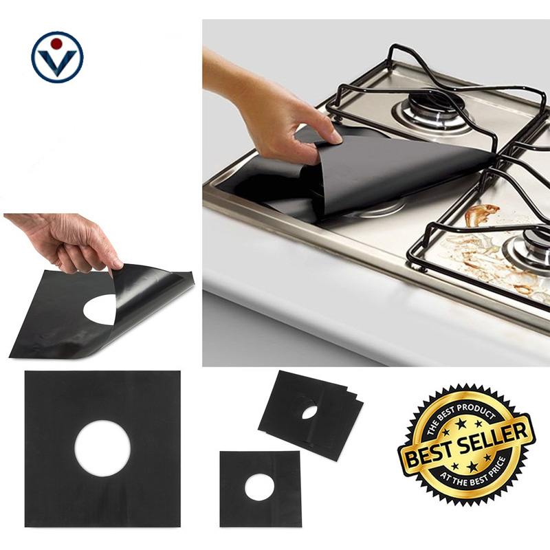 High Temperature Resistant Easy To Clean 2018 Amazon Stovetop Protectors