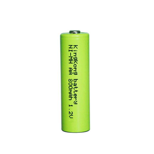 Ni-Mh 1.2v 800mAh size AA battery with Industry packing Original KingKong product Outperforms
