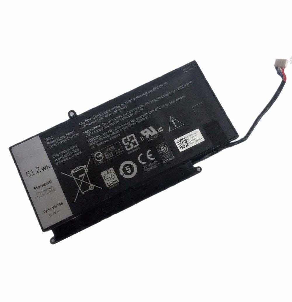 SKstyle Laptop Battery for Dell Inspiron 14 5439 Vostro 5460 5470 5560 Series V5460R-2526 5470D-1528 5560D-2328