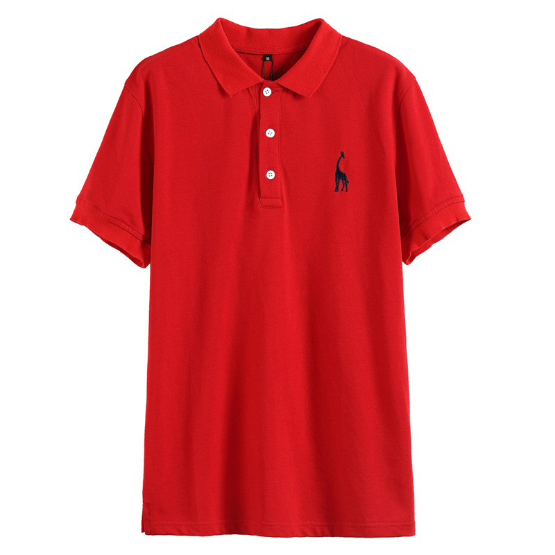 B9PL01 Summer New Casual Polo <strong>Shirts</strong> 2019 Embroidered Men Short Sleeve Slim Polo <strong>Shirt</strong>