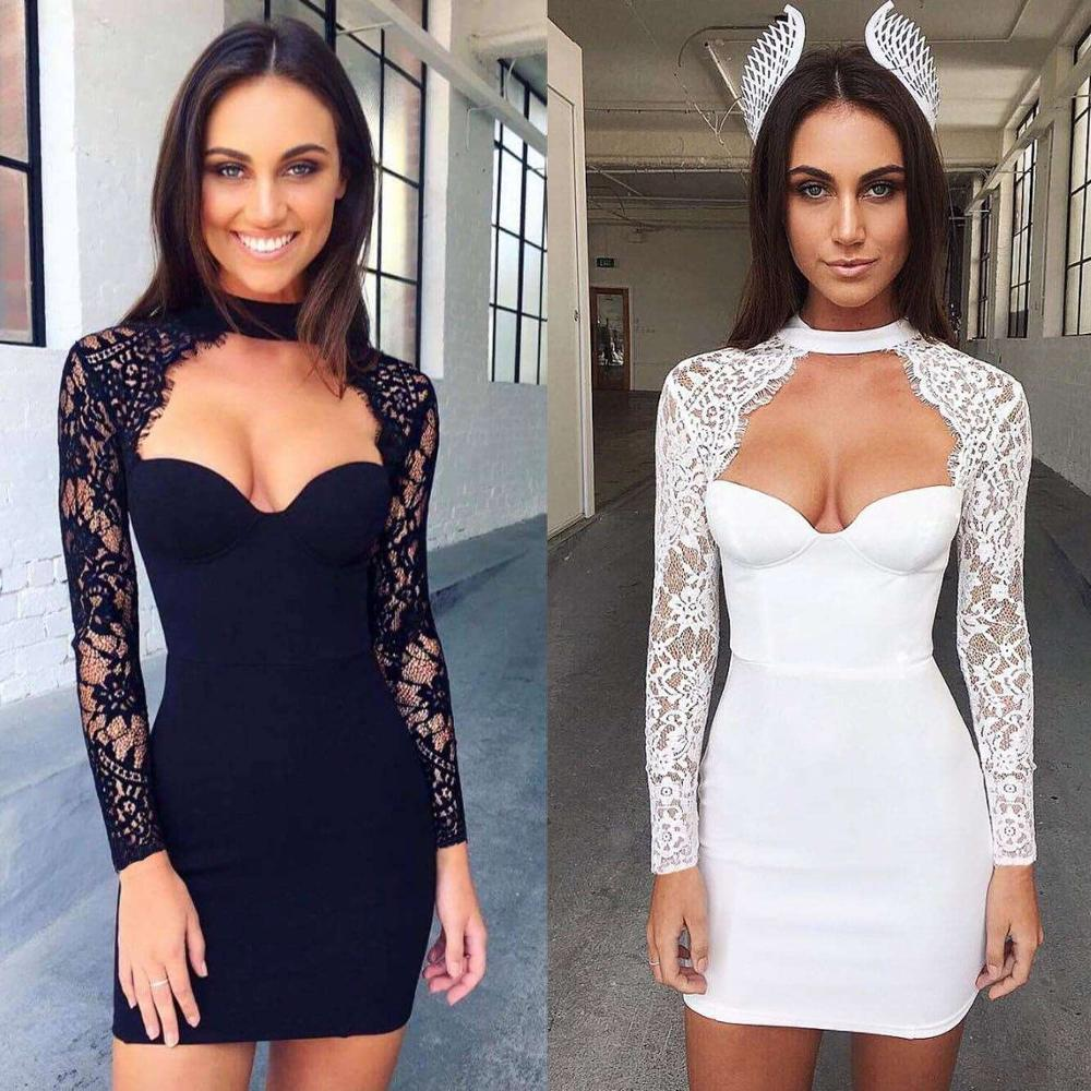 2018 Summer Wholesale speed sell sexy lace dress