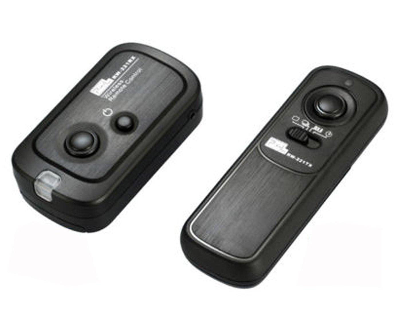 Pixel Oppilias RW-221N3 Wireless Remote Shutter Release for Canon 5D3 1D 5D2 5D 7D 50D 40D