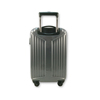 Shanghai Rotate 4 Wheel Hard Carry-On Luggage Business Bag