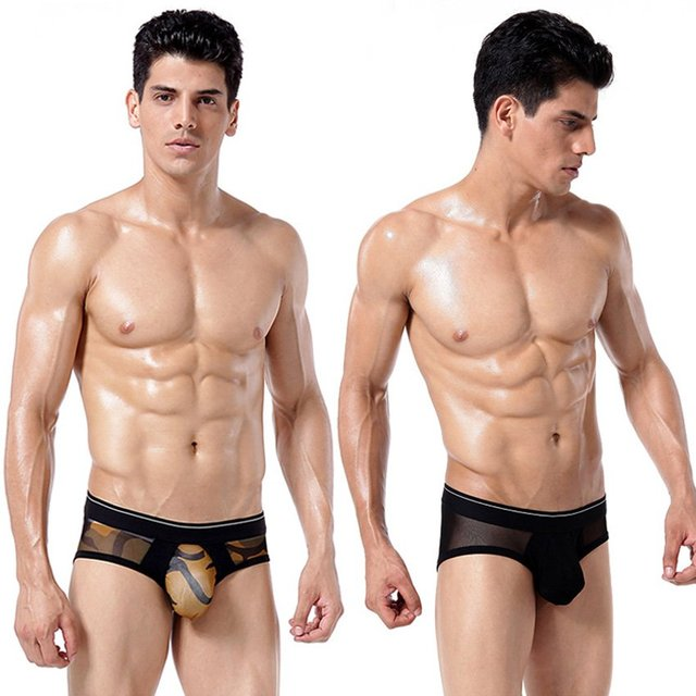 Naked Men In Briefs 3