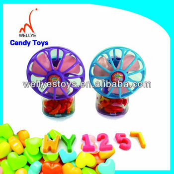 Mini Toy Fan Toy Candy