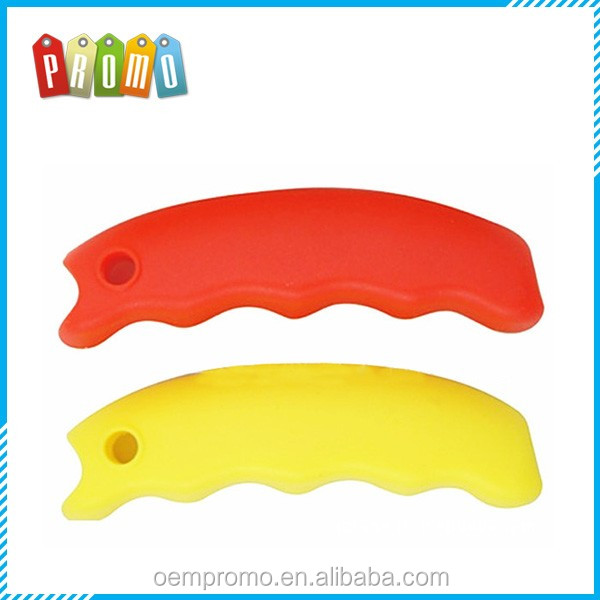Portable Mini Shopping bag silicone carrying handle