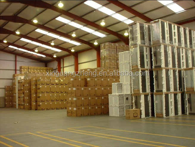 China light steel structure warehouse kit