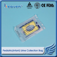 Heaven Medical Sterile Pediatric Infant Urine Collection Bag