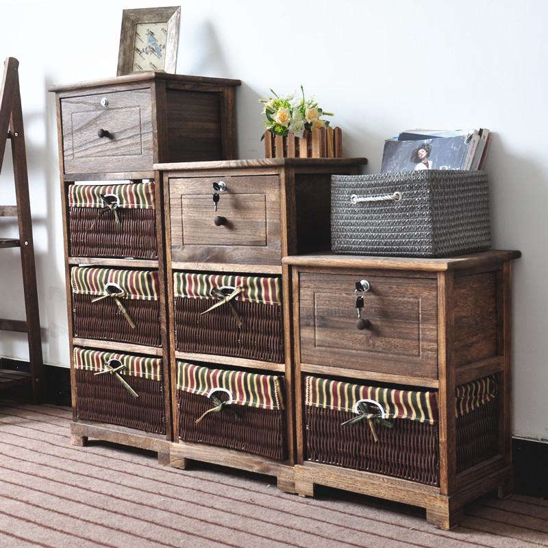 Muebles separadores de espacios elegant cmo dividir Muebles vintage chic
