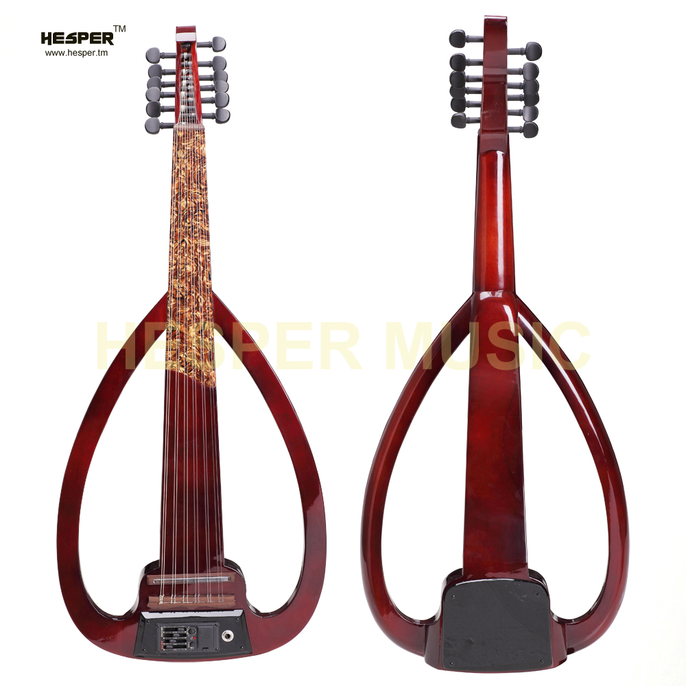 Egyptian Arabic Electric Oud, Electric Lute or Electric Ud