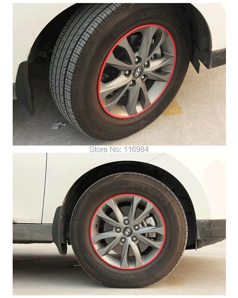 8meter Roll X Universal Car ③ Mini Mini Tire Rims Wheel