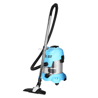 New design wet and dry industrial vacuum cleaner with drainage function