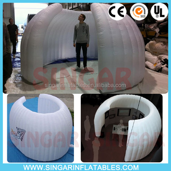Bulk Price Durable Inflatable Shell TentInflatable WallInflatable