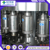 China online complete line juice filling and capping machine