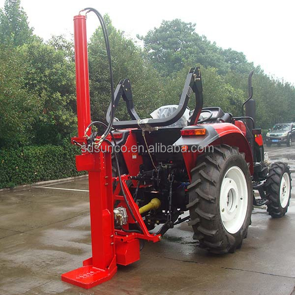 3 Point Hitched Log Splitter Professional Hydraulic Log