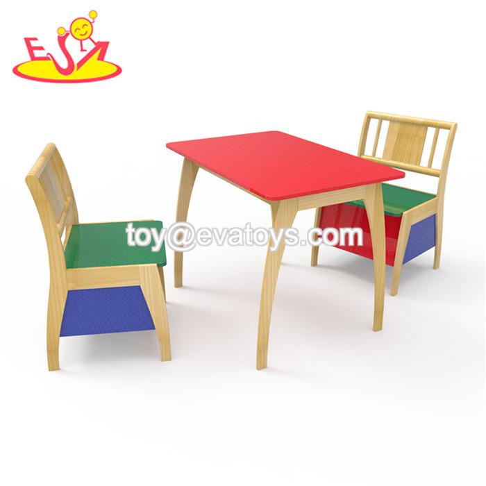 Étude Plus Enfants Stockage Table 2 Fonction Buy W08g237 Chaud Coloré 1 Le Bois Avec De Et Ensemble Chaise En Ibgvm7yf6Y