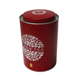 Good quality round tin box/round metal boxes for tea