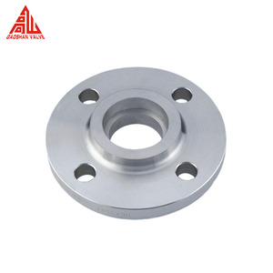 China Manufacturer Supply Carbon Steel Socket Welding Flange