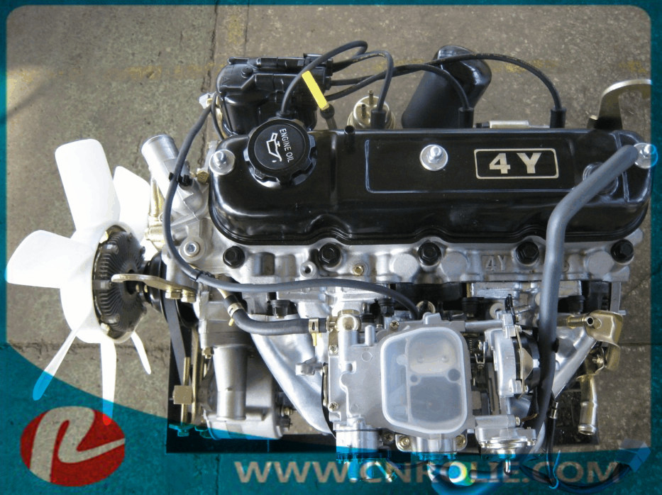 Toyota Engine 4y Enginepletecarb Type Buy