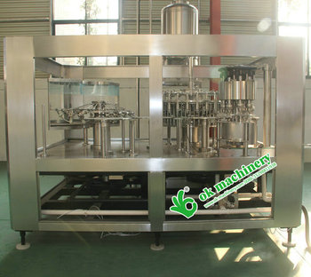 Automatic high quality juice filling machine production line with CE standard