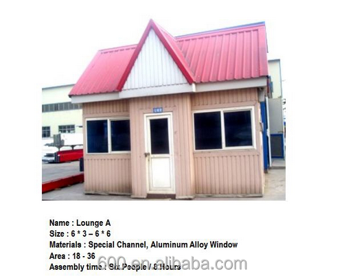 Cheap Tiny Prefabricated Eps Panel House
