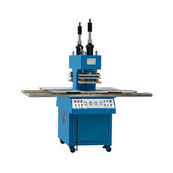 liquid silicone brand shaping and embossing machine