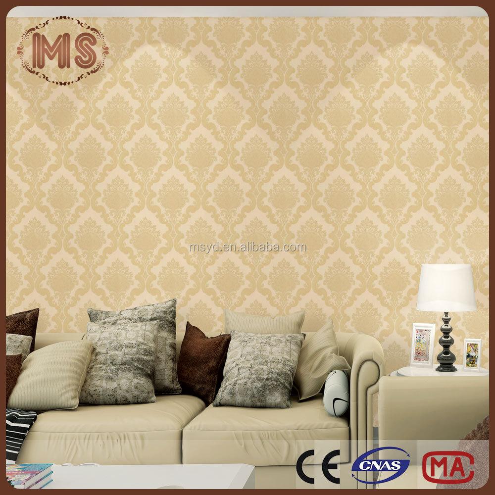 Msyd Comfortable Sight Clear Frame Pvc Wallpaper Tv Background Wallpaper Korean Design Wallcoverings Buy 2016 Wallpaper Wall Vk Wall Covering