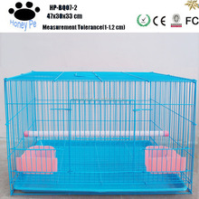 Export wholesale stackable breeding square bird cages