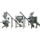 automatic weighing and mixing system ribbon blender powder mixer