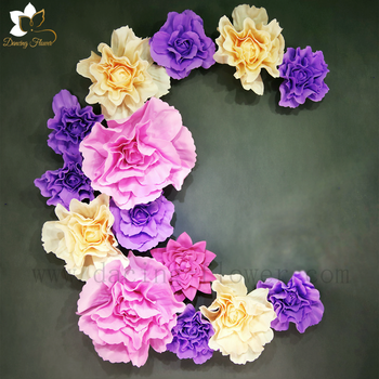 All kinds of paper flowers for cloth shop showcase buy showcase all kinds of paper flowers for cloth shop showcase mightylinksfo